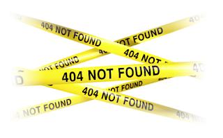 SEO 404 optimalizálás