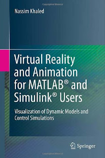 Download Virtual Reality and Animation for MATLAB® and Simulink® Users PDF free