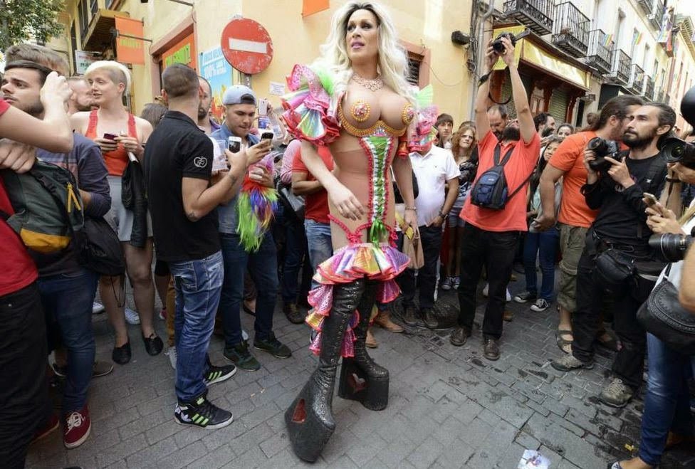 barrio gay de madrid