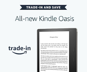Kindle Oasis - Trade in and save