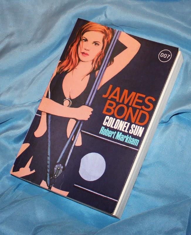 "Buch ""Colonel Sun"" von Kingley Amis, Cross-Cult Verlag"