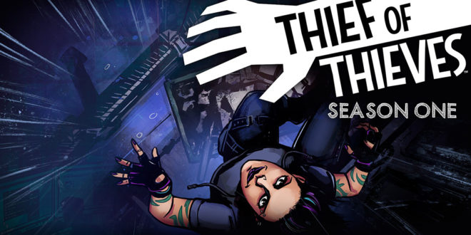 Thief of Thieves: Season One Image