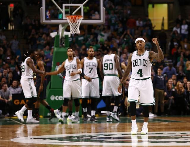 Isaiah Thomas & Celtics