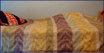 When you ask a kid to make their bed . . . be specifif | www.BakingInATornado.com | #humor #funny