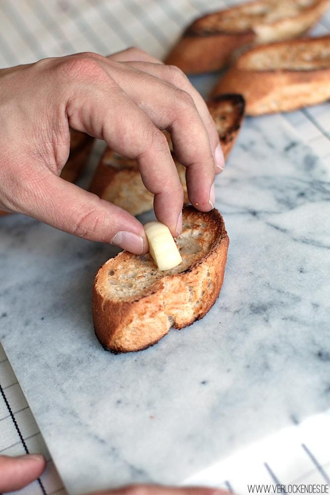Panzanella Brotsalat Rezept selber machen