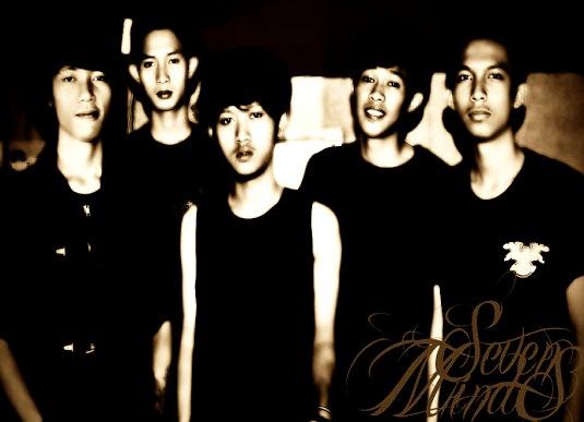 Biografi Seven Minds - Lorong Musik