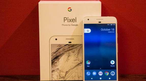 Google Pixel XL Smartphone Unboxing
