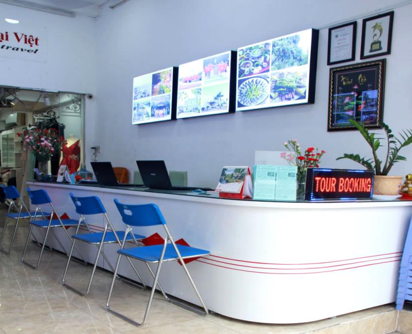 Văn phòng công ty Thời Đại Việt