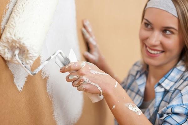 Pintando paredes