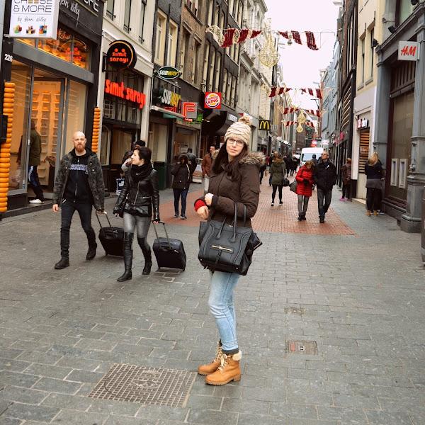 Moj teden v Amsterdamu