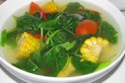 Manfaat Sayur Bayam Baik untuk Pertumbuhan Anak dan Ibu Hamil