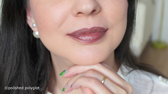 "Urban Decay Vice Lipstick in ""Safe Word"""