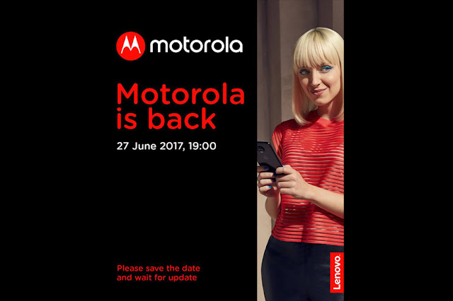 Motorola Moto Z2 Play With Moto Mods to Launch on June 27