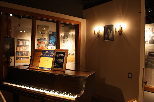 Bix Beiderbecke piano