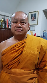 Wat Pasantidhamma -- Ajan Udom