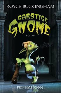 Royce Buckingham - Goblins 01 - Garstige Gnome