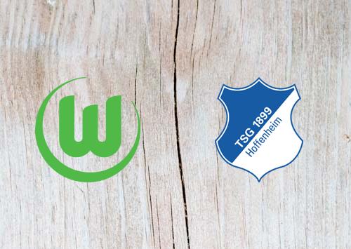 Wolfsburg vs Hoffenheim - Highlights 08 December 2018