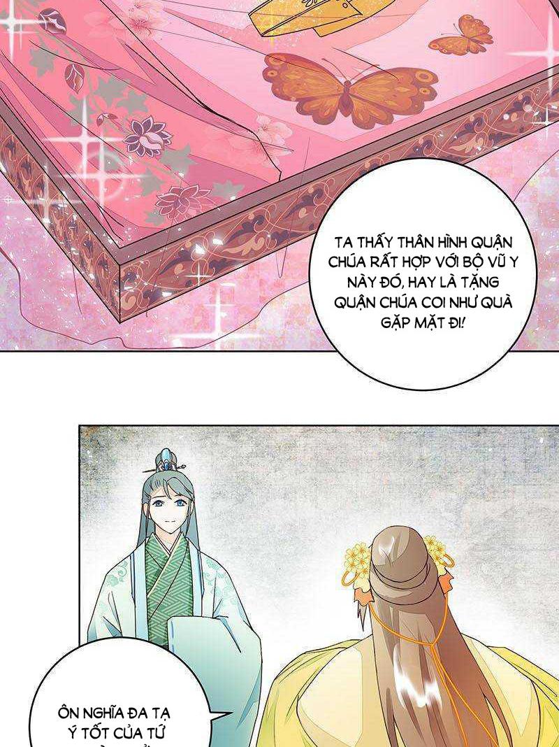 Dục huyết Thương hậu chap 64 - Trang 10