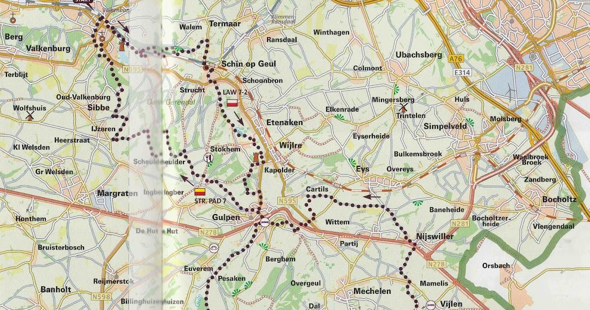reisverslag vakanties aldwin Wandelvakantie ZuidLimburg