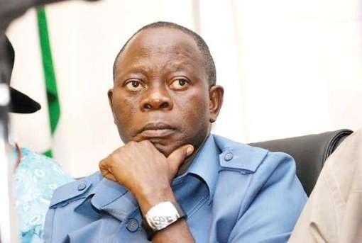 Okorocha hits Oshiomhole for attacking Obasanjo