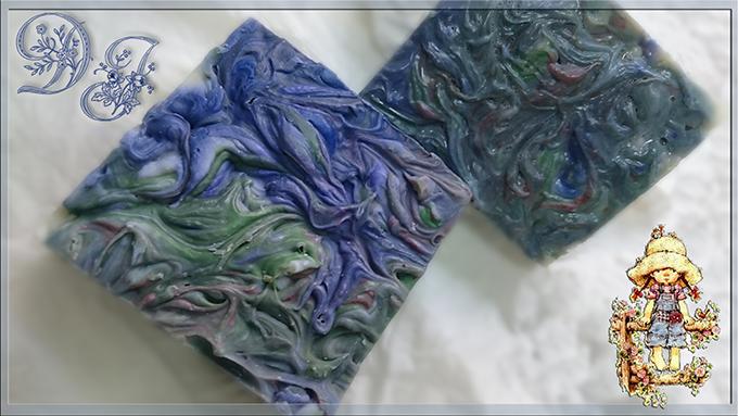 Jabón de germen de trigo y seda natural