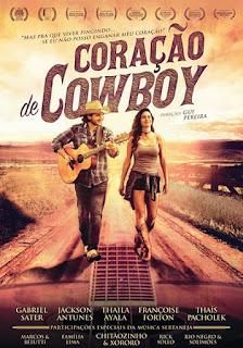 Coração de Cowboy - HDRip Nacional