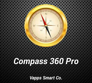 Compass 360 Pro Aplikasi Kompas Android Paling Akurat Tepat Menunjukkan Arah Mata Angin