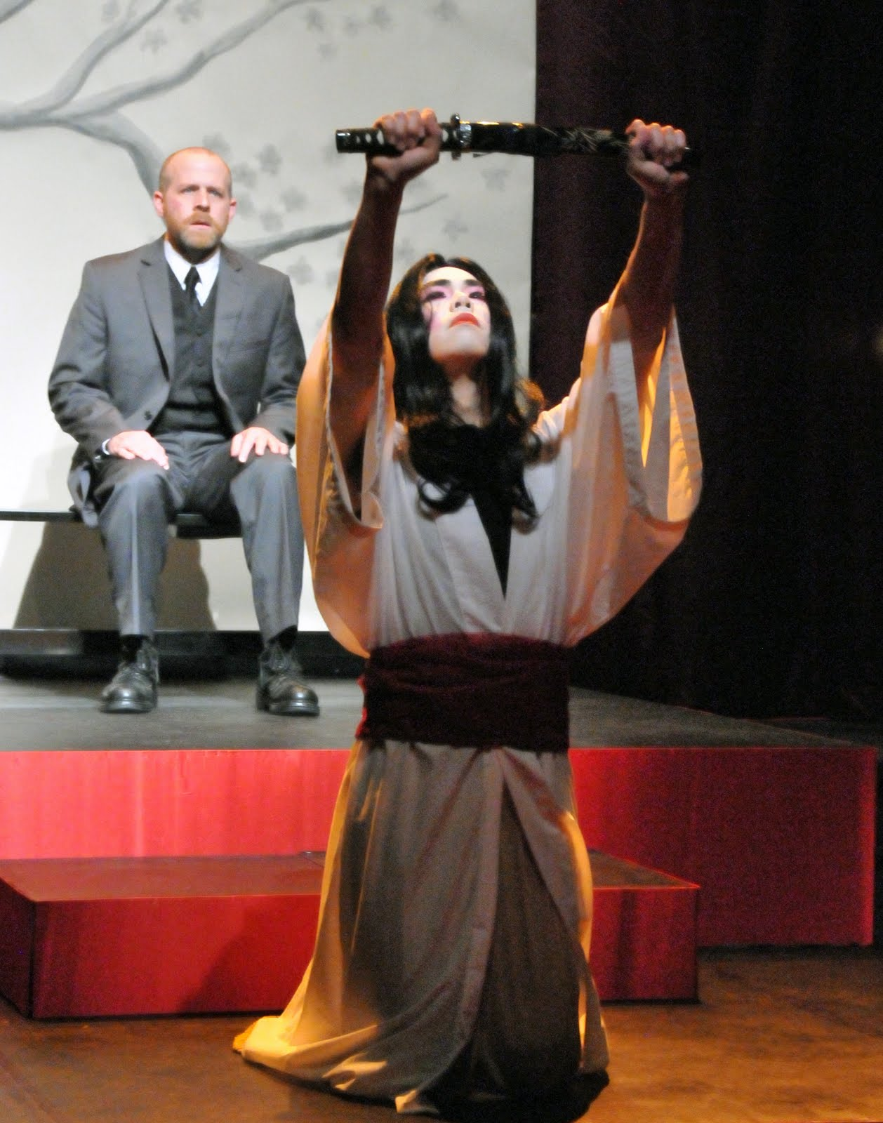 Kedar Adour reviews: M  BUTTERFLY at Custom Made is worth a