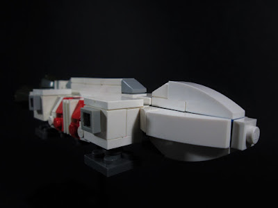 MOC LEGO Águia Espaço1999 (2)