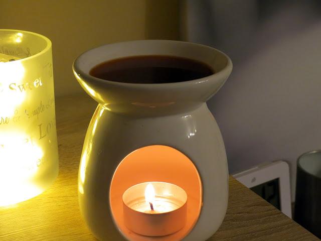 aromalampa yankee candle, jak pálit vosky