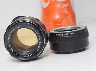 Super Takumar 50mm f1.4 2nd