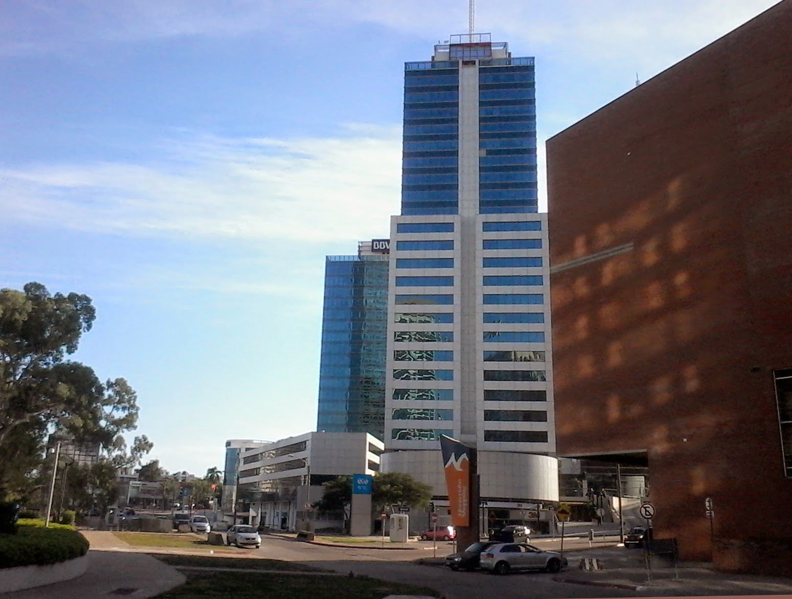 World Trade Center. Montevideo.