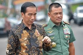 Ups, Jokowi Sudah Kantongi Calon Panglima TNI yang Baru