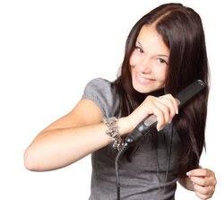 Straighten Hair