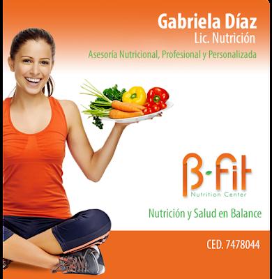 L.N. Gabriela Díaz NUTRIOLOGA GUADALAJARA