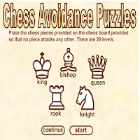 Chess Avoidance Puzzles