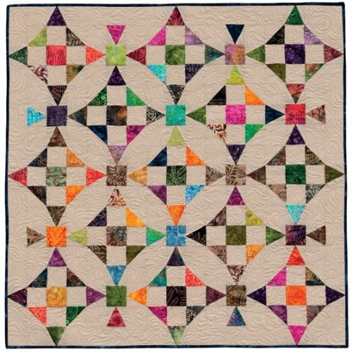 The Calypso Quilt - Free Pattern