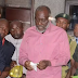 Former spokesman of PDP Metuh arrives court in ambulance