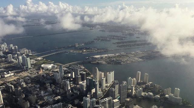 Principais meses que costumam ocorrer furacões em Miami