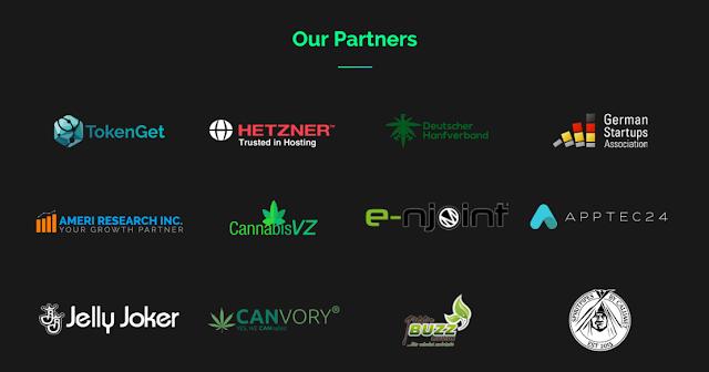 Jibbit ICO - Blockchain Meets Cannabis