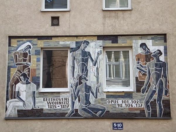 Vienne Wien Innere Stadt street art