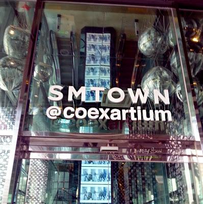 Seoul: SMTOWN @ COEXartrium
