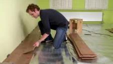 zelf laminaat vloer leggen