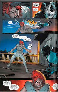 "Cómics: Reseña de ""Dominó 1: Instinto Asesino"" 100% Marvel de David Baldeón y Gail Simone - Panini Comics"
