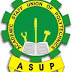 ASUU : ASUP Warns FG Of Impending Strike