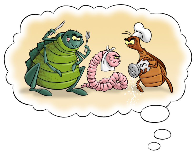Image result for parasites clipart