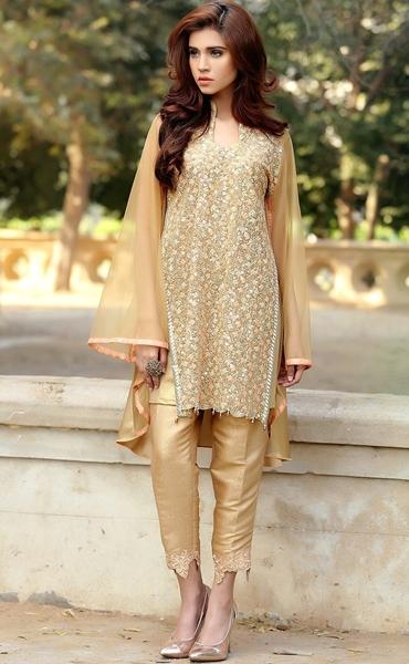 JV by Javeria Zeeshan Party Wear 2016