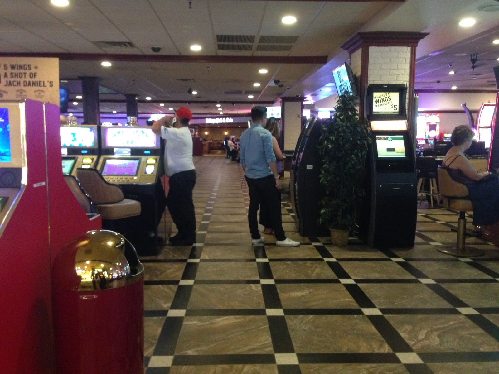 Ellis island casino coupons