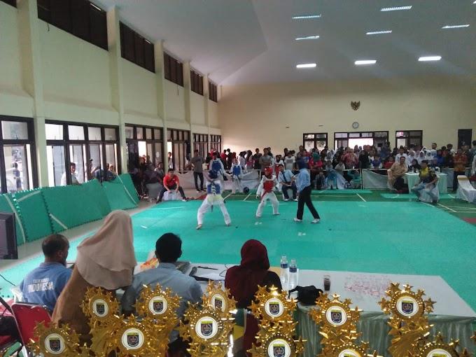 LPI Taekwondo Ajang Pencarian Bibit Berbakat