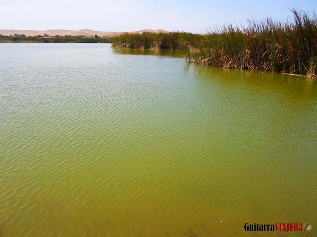 Laguna La Encantada Huacho